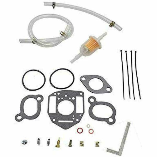 Carburetor Rebuild Kit For 1086 Onan 4.0 BFA RV Genset John Deere 318 Onan P218