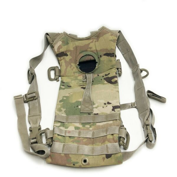 Multicam Hydration Carrier System Backpack Army 100oz Pack No Bladder $15.90