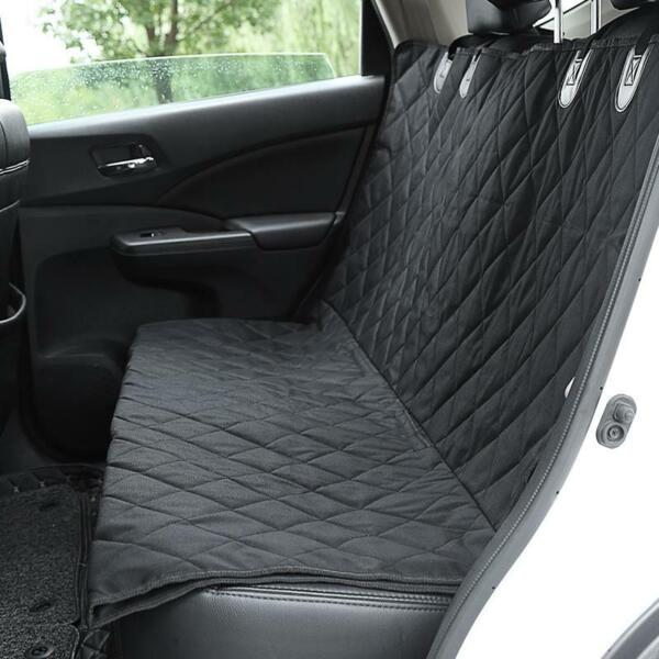 Pet Dog Car Seat Cover Nonslip Waterproof Hammock Mat Car Truck SUV Back Seat $16.85