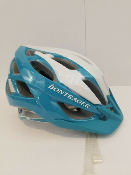BONTRAGER BIKE BICYCLE HELMET. QUANTUM HIGH VISIBILITY Size Small Mod # 1078 $44.99