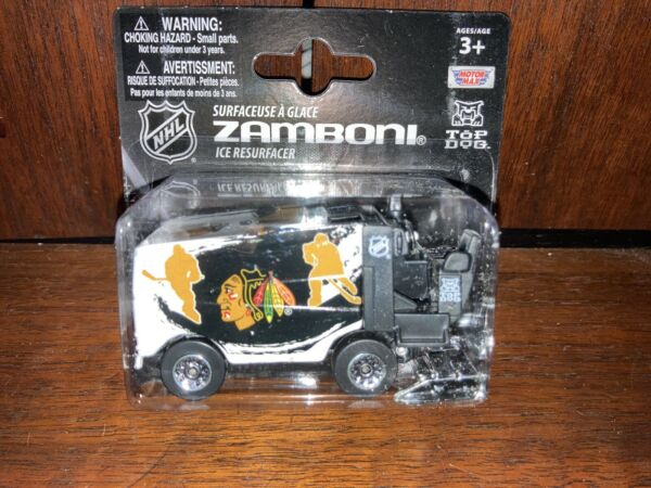 2013 14 CHICAGO BLACKHAWKS ZAMBONI MOTOR MAX TOP DOG COLLECTIBLES. $5.95