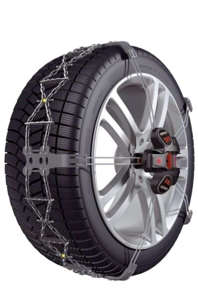 NEW SNOW CHAINS THULE KONIG K SUMMIT XXL K66 for SUVs and Light Truck Set Of 2 $399.99