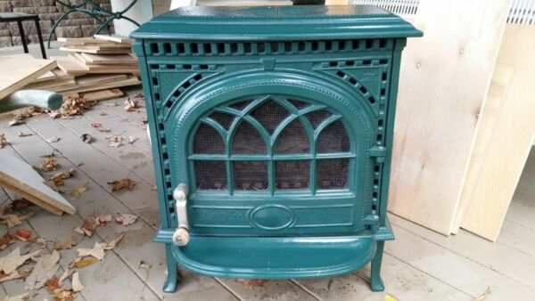 Jotul # 3 Cast Iron Vent Free Gas Heating Stove $300.00