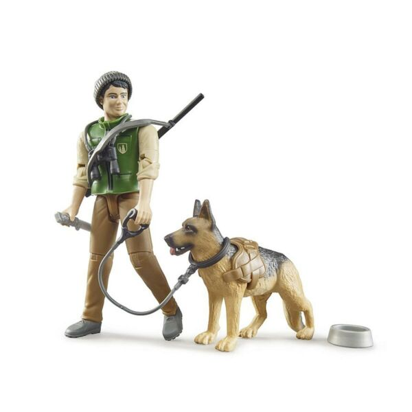 Bruder Forester with Dog and Accessories 62660 $23.99