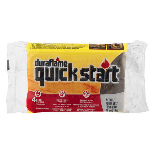 Duraflame Quick Start Firelighters 72 oz. Fireplace Campfires Wood Stoves $24.98