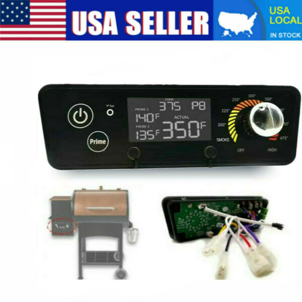 BBQ Digital Thermostat Controller Board LCD Display For PIT Boss P9 Wood Oven $36.09