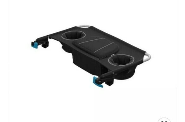 Cargo and Drink Holder for Thule 2 Child Bike Trailers and Strollers $55.00
