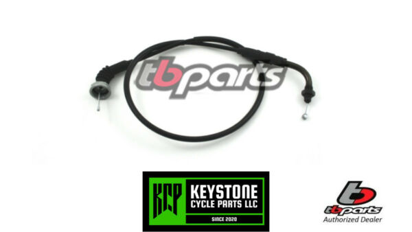 HONDA 4quot; Extended Throttle Cable and Carb Cap Kit Z50 XR50 CRF50 TB TBW0768 $23.95