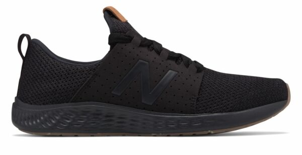 New Balance Men#x27;s Fresh Foam Sport Shoes Black