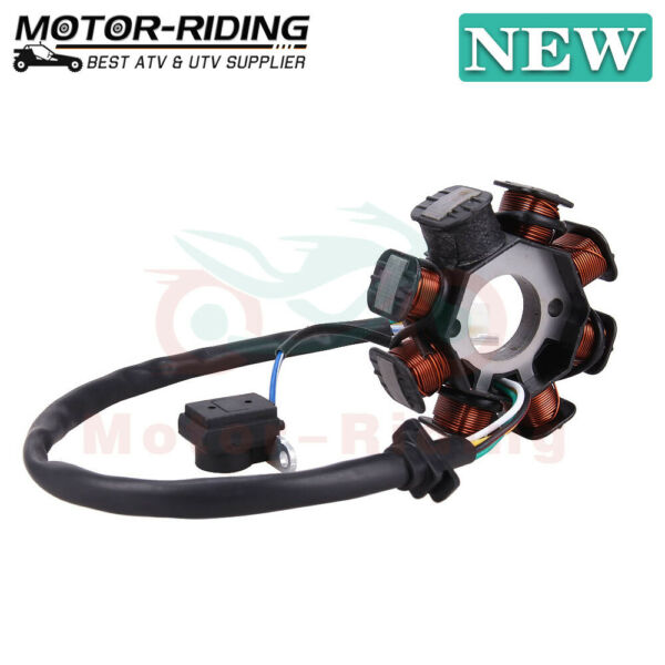 Chinese Stator Magneto 8 Coil 8 Pole For GY6 50cc Scooter ATV Quad TaoTao ROKETA $18.95