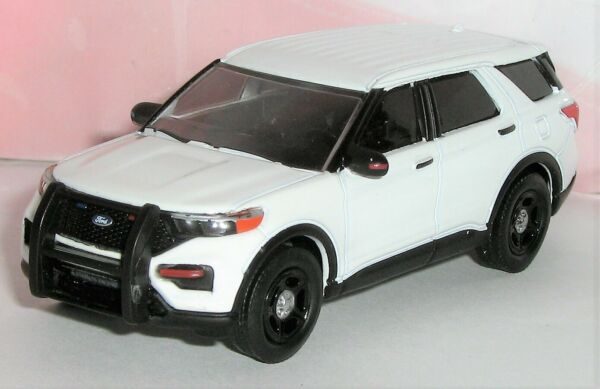 UNMARKED 2020 20 FORD EXPLORER UTILITY POLICE INTERCEPTOR FREE SHIPPING $37.62
