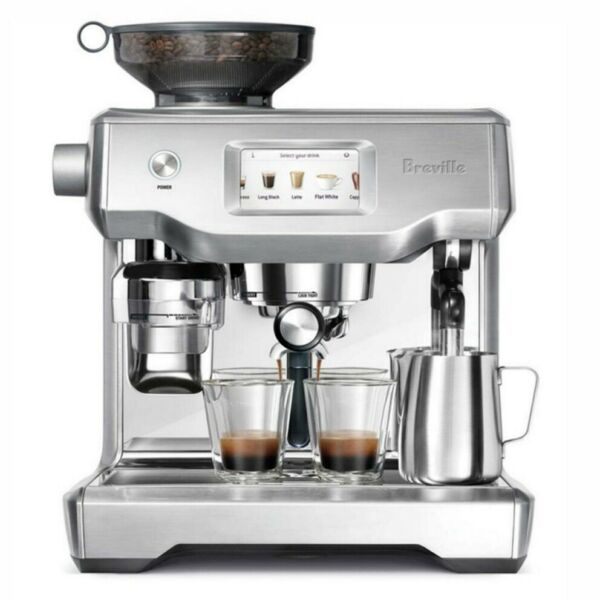 Breville Oracle Touch Espresso Coffee Machine Brand New Free Shipping