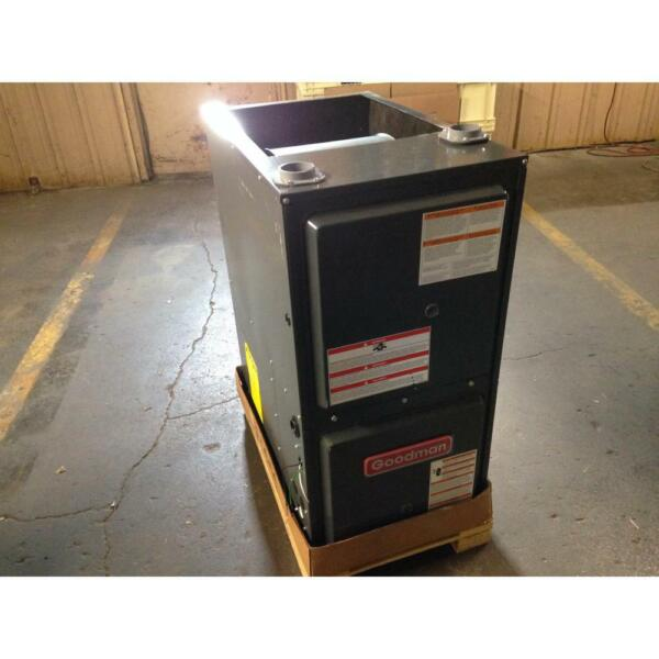 GOODMAN GCSS960603BNAA 60000 BTU DOWN HORIZONTAL SINGLE SPEED GAS FURNACE 96% $939.00