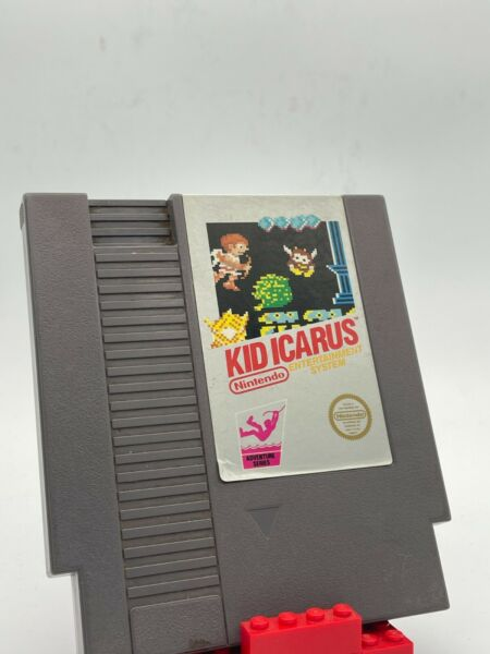 Kid Icarus 5 Screw Nintendo Entertainment System NES Cartridge Only Tested