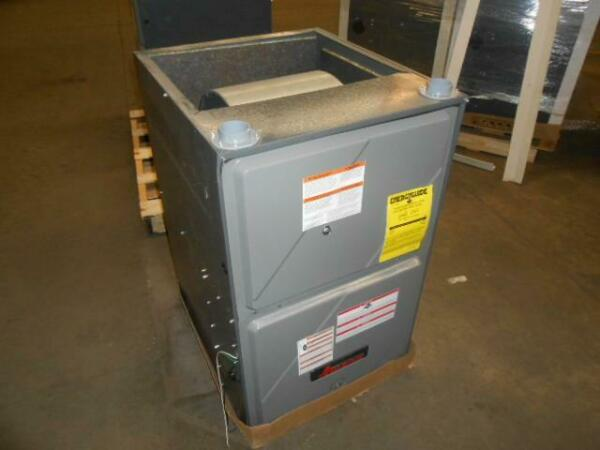 AMANA ACVM960805DX 80000 BTU quot;ComfortNetquot; DOWN HORIZ LOW NOx GAS FURNACE 96% $1047.00