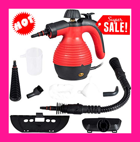 Comforday Steam Cleaner Multi Purpose Cleaners Carpet High Pressure Chemical...