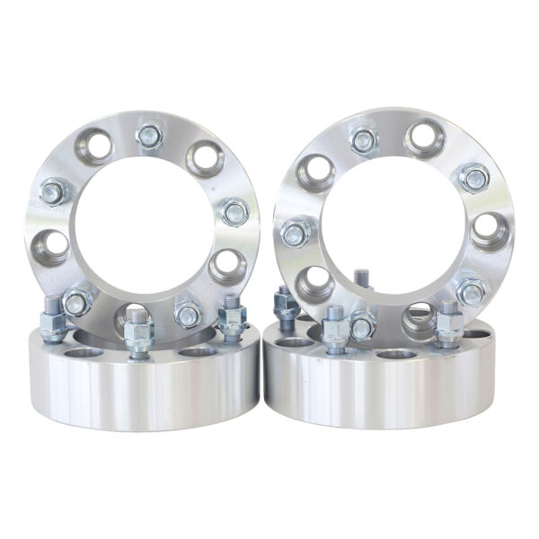 4 5X5.5 5x139.7 2quot; Wheel Spacers Dodge Ram 1500 Ford F 150 E 150 $85.95