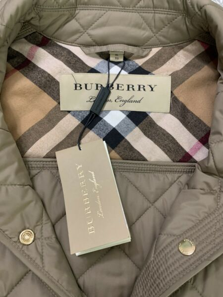 Burberry Coat SZ XL New with tags $700.00