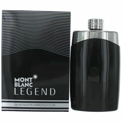 Mont Blanc Legend Cologne by Mont Blanc 6.7 oz EDT Spray for Men NEW iN BOX