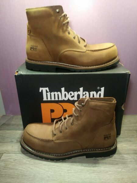 Timberland PRO Men#x27;s Millworks 6quot; Moc Composite Safety Toe A1RXN $139.00