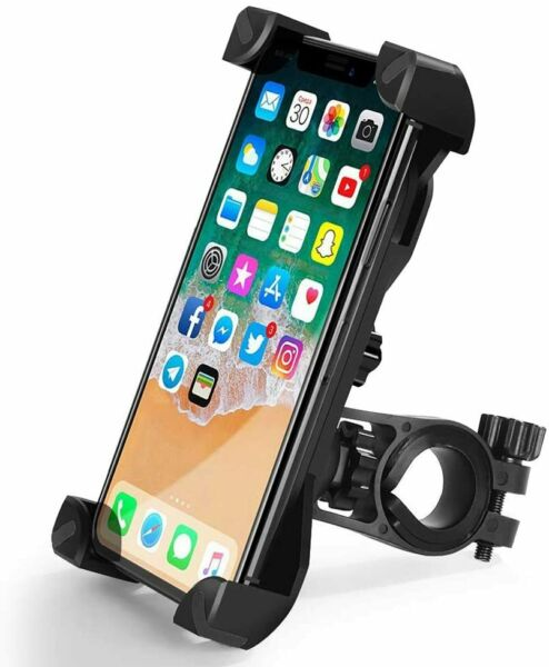 UNIVERSAL BIKE HOLDER CH 01 FOR SMARTPHONE GPS AND OTHER DEVICES $6.95