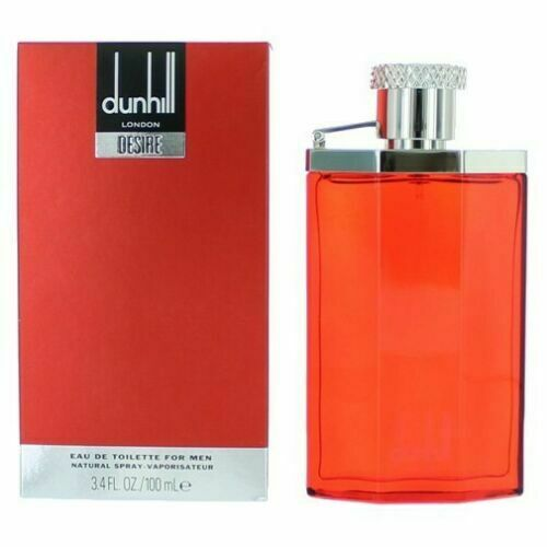 Dunhill Desire Red by Alfred Dunhill for Men EDT3.4 OZ 100 ML Spray $27.43