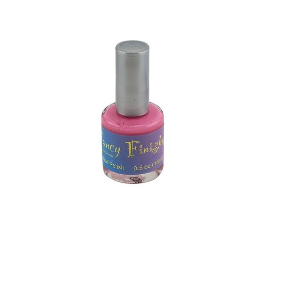 FANCY FINISHES Nail Polish Shimmer for Dog Fast drying long wearing Poodle Pink $8.96