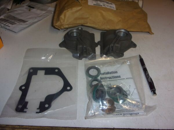 Worm gear housing kit Simplicity Snowthrower 555755 amp; others nush