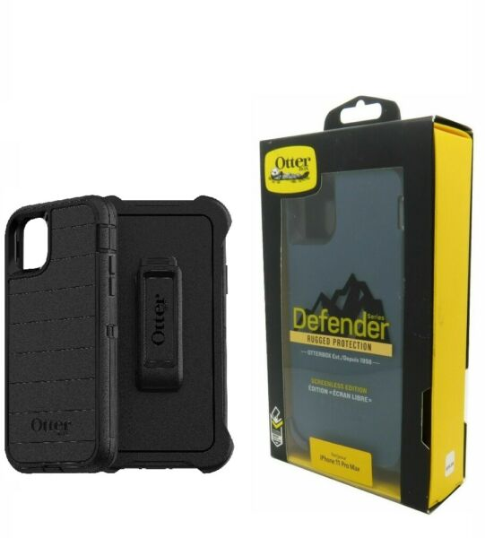 Original Otterbox Defender Series Case for iPhone 11 Pro Max 6.5quot; With Holster