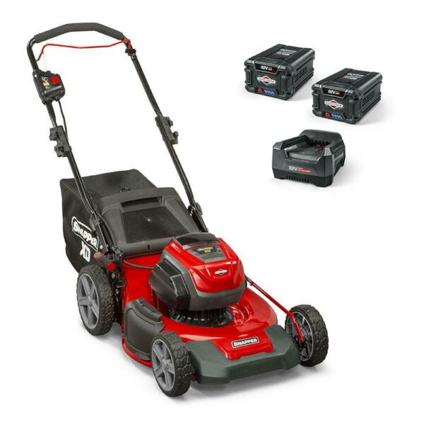 XD 82 Volt MAX Cordless Electric 21 in. Lawn Mower Kit $547.92