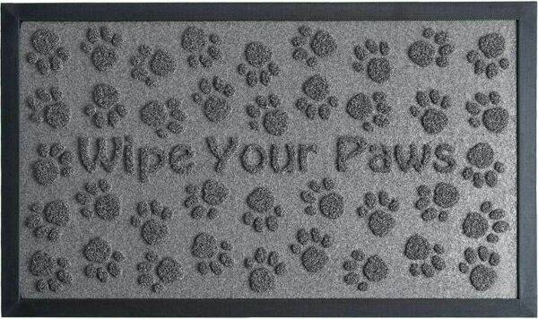 Outdoor Door Mat Non Slip Doormats for Entrance Way Dirt resistant Easy to clean