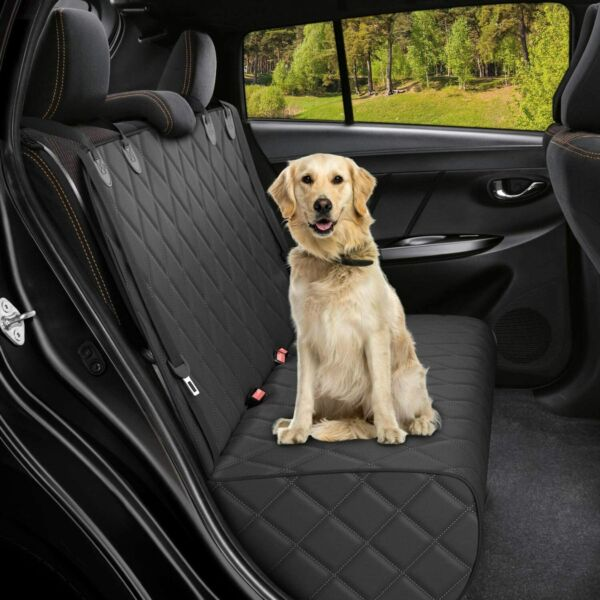 Active Pets Front Seat Dog Cover Durable Protector Against Mud amp; Fur Waterproof $25.00