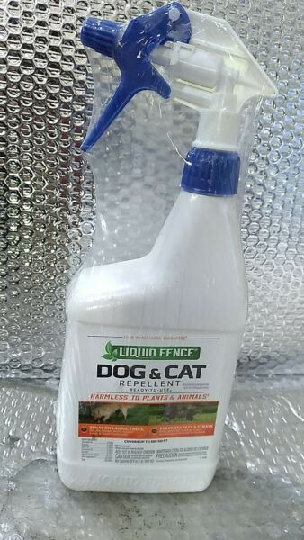 Liquid Fence Dog and Cat Repellent Ready to Use 1 Quart $24.99