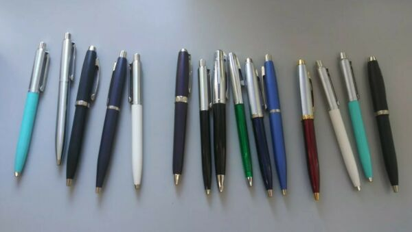 Mostly Gently Used Sheaffer Ballpoint Pen Lot