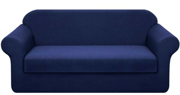 Granbest Stretch Sofa Slipcovers 3 Cushion Couch Covers Water Repellent