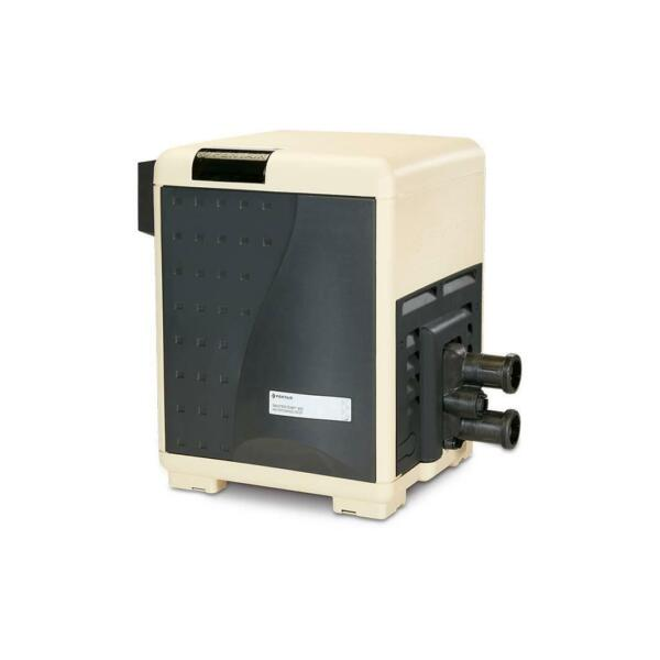 PENTAIR EC 462028 Natural Gas 400K Pool and Spa Heater Limited Warranty $3040.99