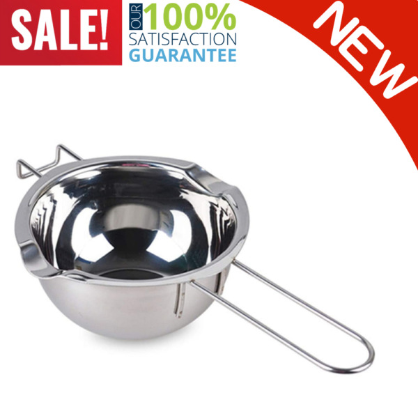 Heavy Duty Stainless Steel Double Boiler Pot Melting Chocolate Butter And Candle $8.50