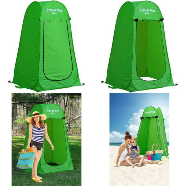 GigaTent Pop Up Pod Changing Room Privacy Tent – Instant Portable Outdoor Shower $30.01