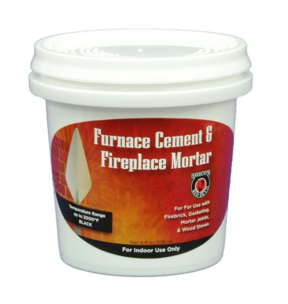MEECO#x27;S RED DEVIL 1352 Furnace Cement and Fireplace Mortar $15.32