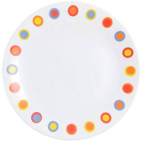 Corning Hot Dots Luncheon Plate 6145419