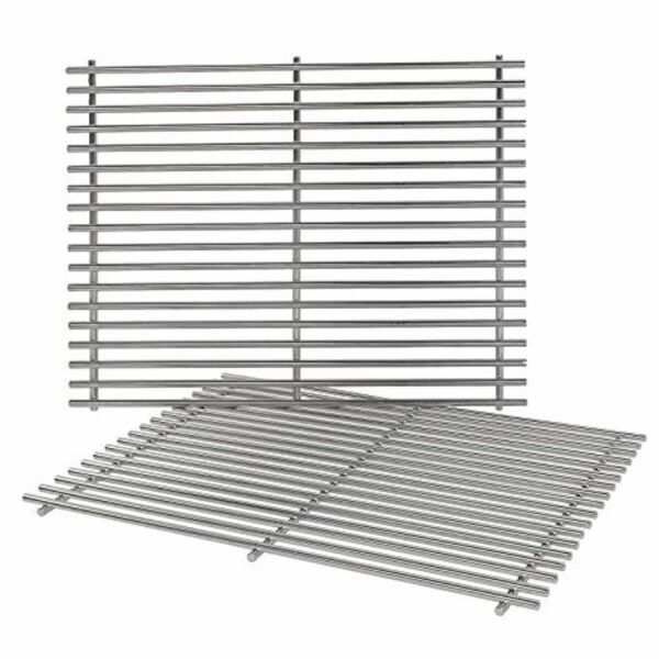 304 7528 Stainless Steel Cooking Grates for Weber Genesis E and S Series 300