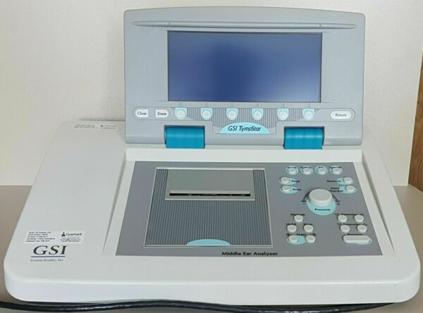 GSI Tymp Star Diagnostic Tympanometer TympStar.