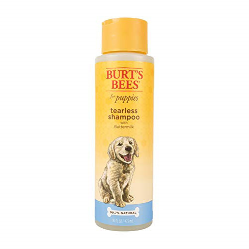 Burt#x27;s Bees for Dogs Natural Tearless Puppy Shampoo with Buttermilk Dog and 16 $8.04