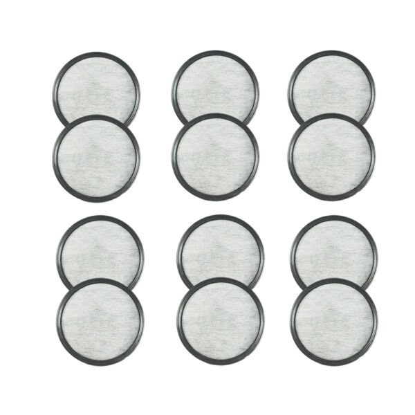 12PCS Replacement Charcoal Water Filters Cartridge For Mr. Coffee Machines Maker