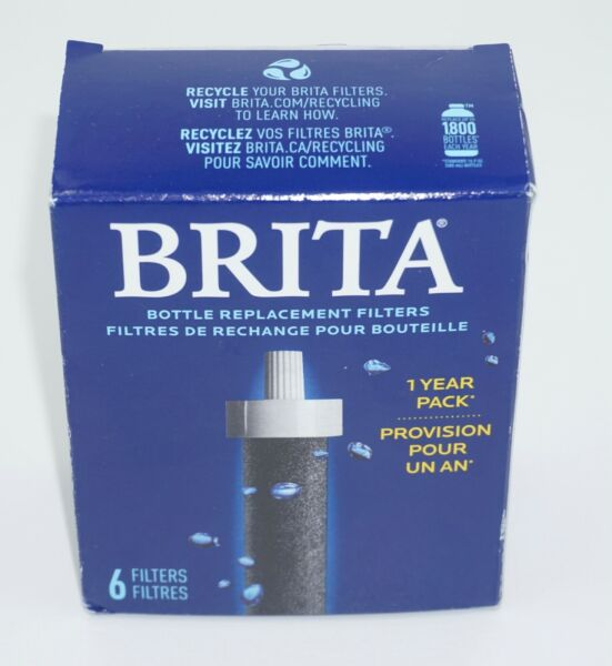 Brita Bottle Replacement Filters BB06