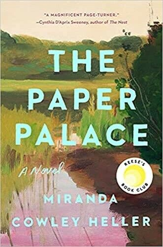 The Paper Palace by Miranda Cowley Heller New Free Shipping Hardcover