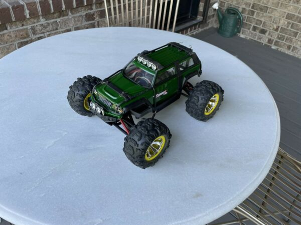 Traxxas 1 16 Summit with Castle Sidewinder Combo and Lots of Extras