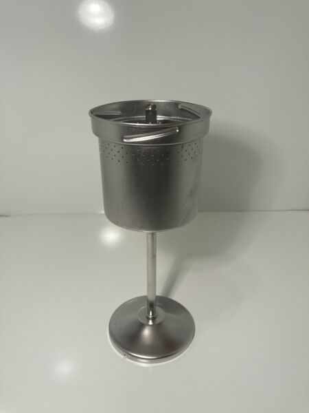 Corning Ware 9 Cup Stove Top Coffee Pot REPLACEMENT PARTS Basket amp; Attached Stem