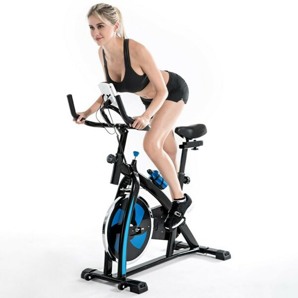 BUYSTORE Sport Bike Connect Smart Exercise Bike Indoor Cycling Stationary Bike $145.99