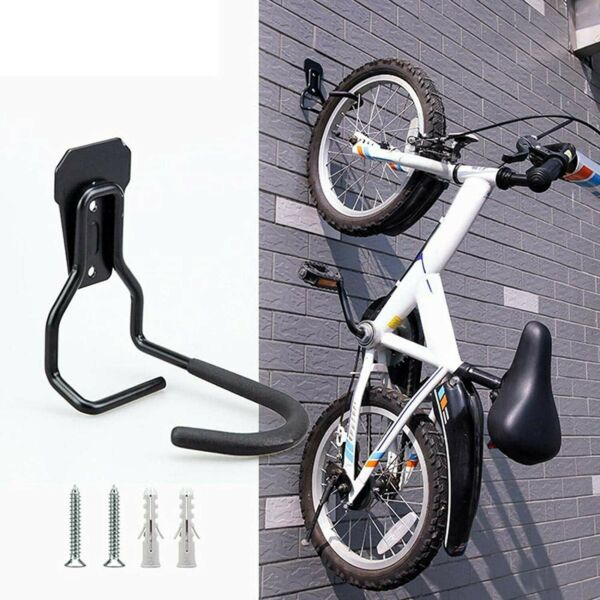 Vertical Bike Hook Mounting ScrewsHeavy Duty Holds up to 66 lb $8.99